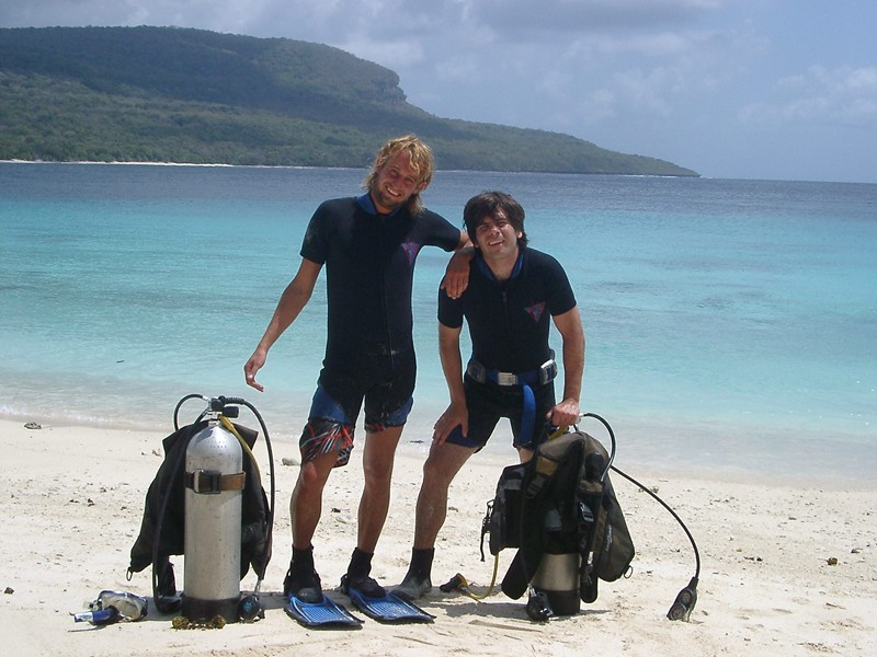 PADI Dive Courses & Trips in East Timor