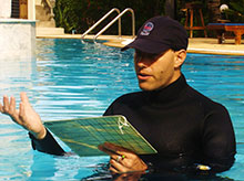 PADI Instructor & DM Courses