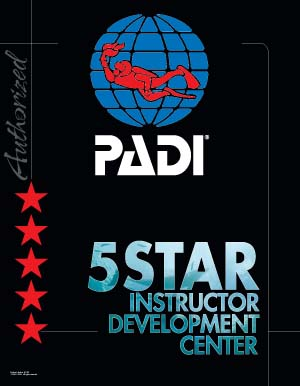 East Timor PADI 5 Star Instructor Development Center IDC