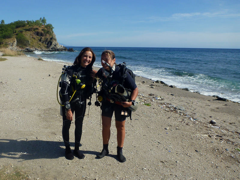 PADI Dive Course East Timor