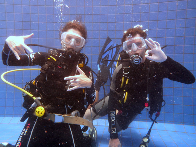 PADI Scuba Diving Courses Timor Leste