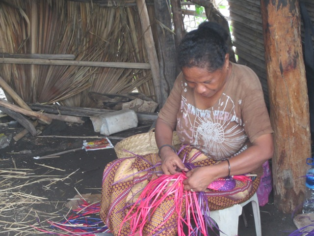 Handmade Timorese Woven Product