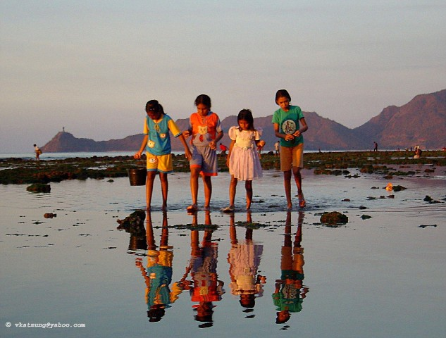 Kids of East Timor