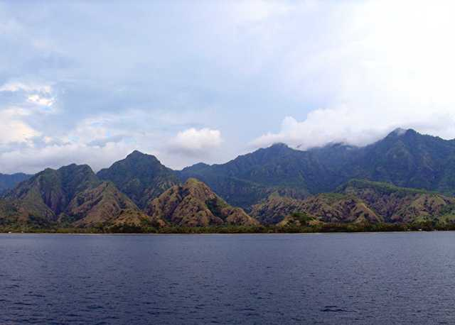 Mountains of Timor Leste