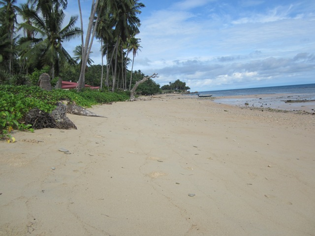 Beach of Timor Leste