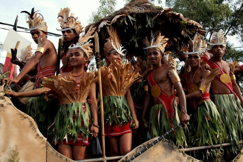 Celebrations in East Timor