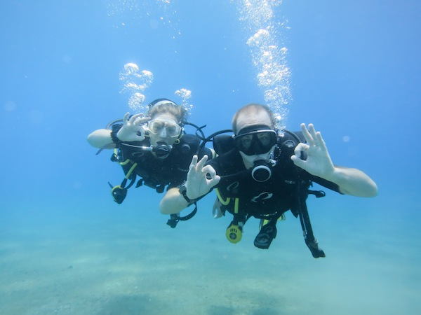 PADI Diving Courses in East Timor