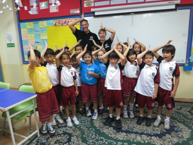 Educated Children About Shark Conservation