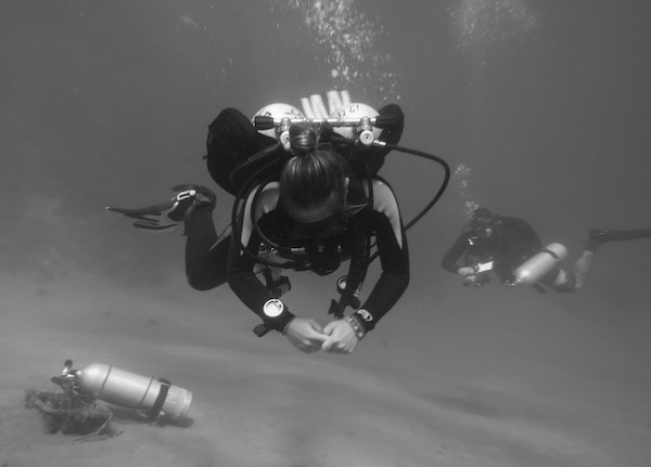 Technical Diving Courses in East Timor
