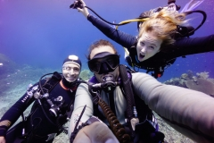 become an open water dive instructor
