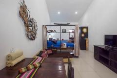 Dive Timor studio apartment