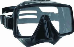 which scuba mask Dive Timor