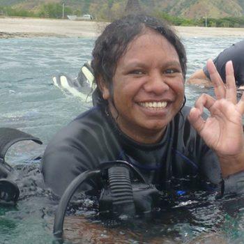 Agripina das Neves de Jesus (Nafy) - Timorese