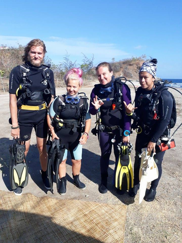 100th Dive reached in Timor Leste with Dive Timor