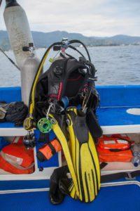 Shanti boat gear