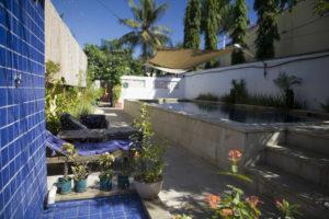 Timor backpackers pool