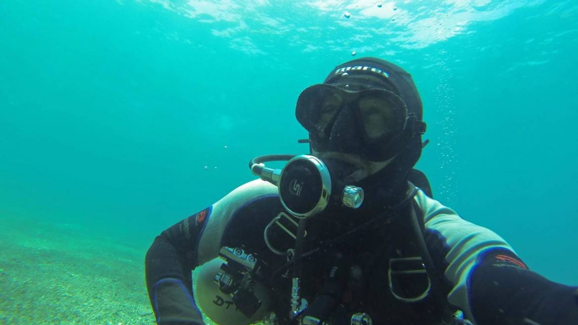 Solo Diving