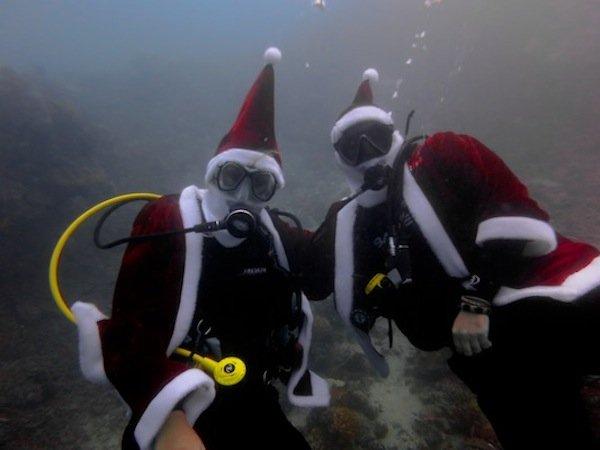 A Dive Timor Lorosae Christmas!