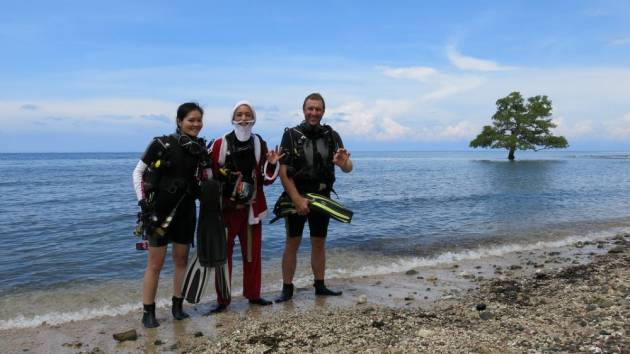 Night Dives in East Timor