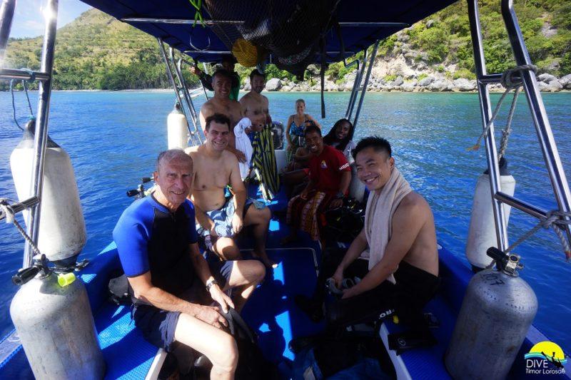 Shanti – Timors Only Custom Build Dive Boat