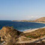 view of dili rock and tasi tolu
