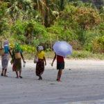 Local women in beloi, atauro
